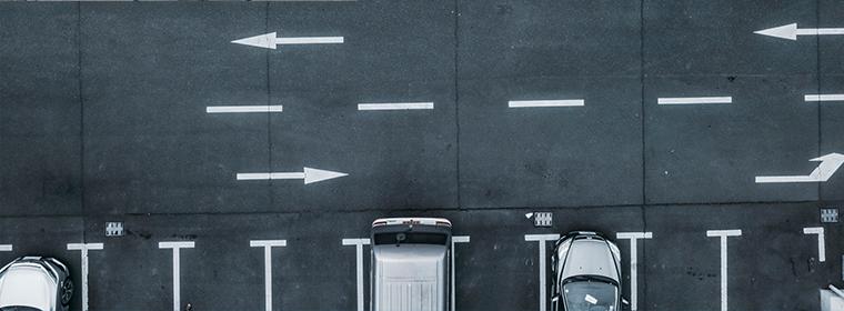 停车场交通动线设计