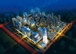 热烈祝贺公司成功中标内蒙城市综合体包头时代广场导示系统